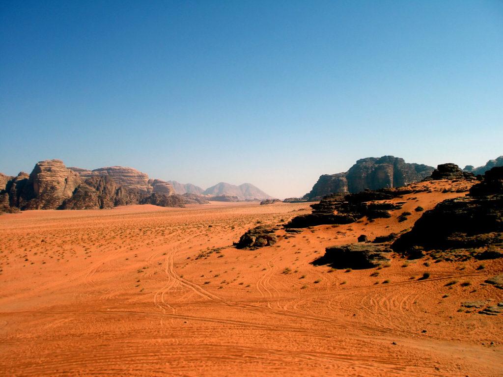 informazioni utili sulla giordania wadi rum deserto