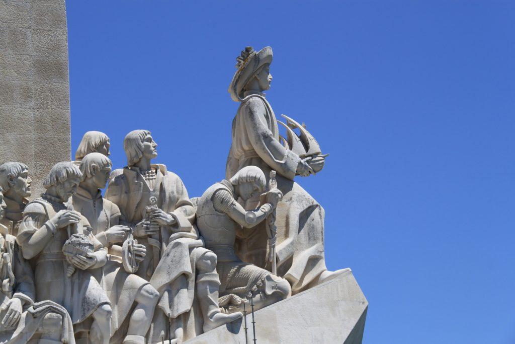 lisbona monumento conquiste