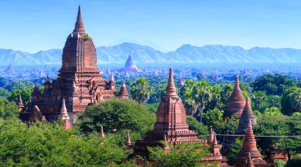 tour della birmania myanmar