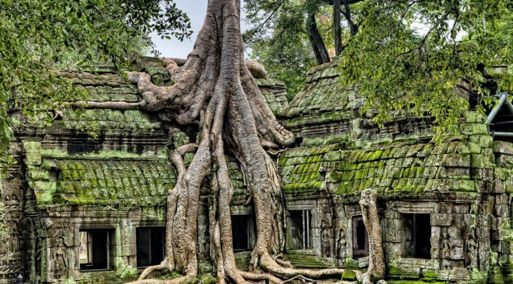 breve tour della cambogia