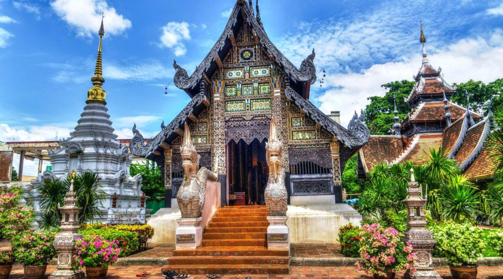 triangolo d'oro della thailandia chiang mai