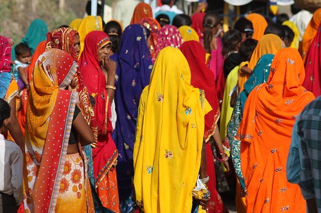 sari in india