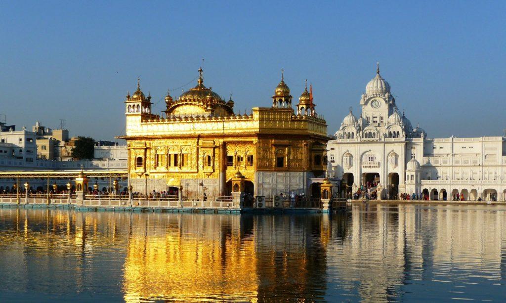 viaggio in india con amritsar