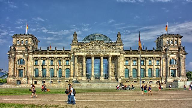 berlino reichstag
