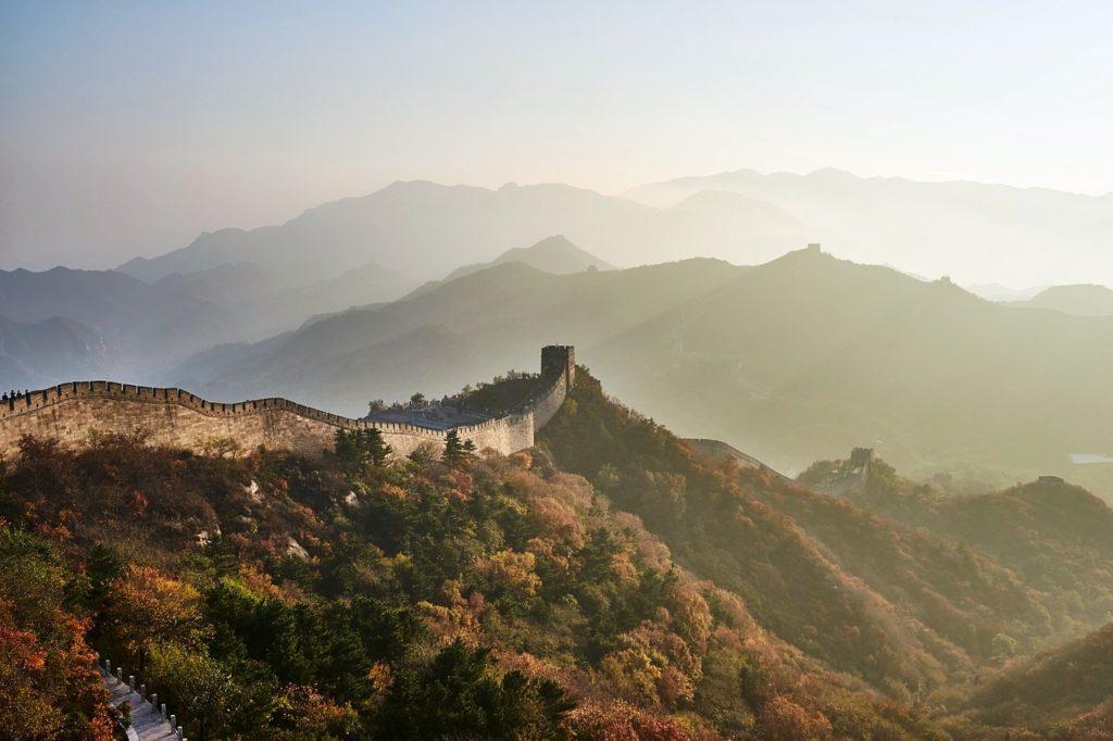 viaggi in cina per vedere la muraglia cinese