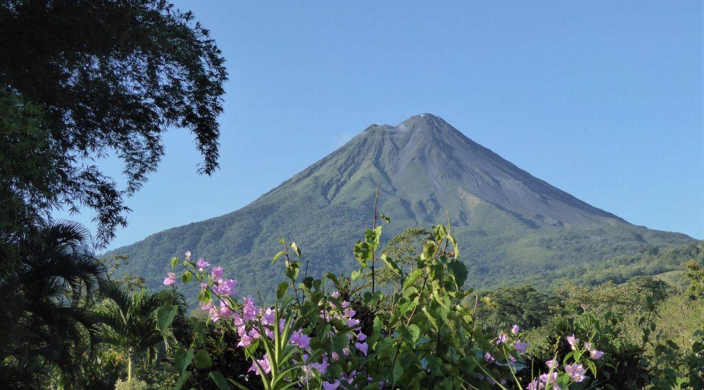 Vulcano arenal Tour natura Costa Rica
