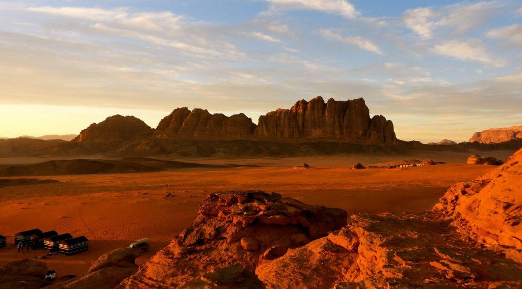 tour giordania, wadi rum e mar morto
