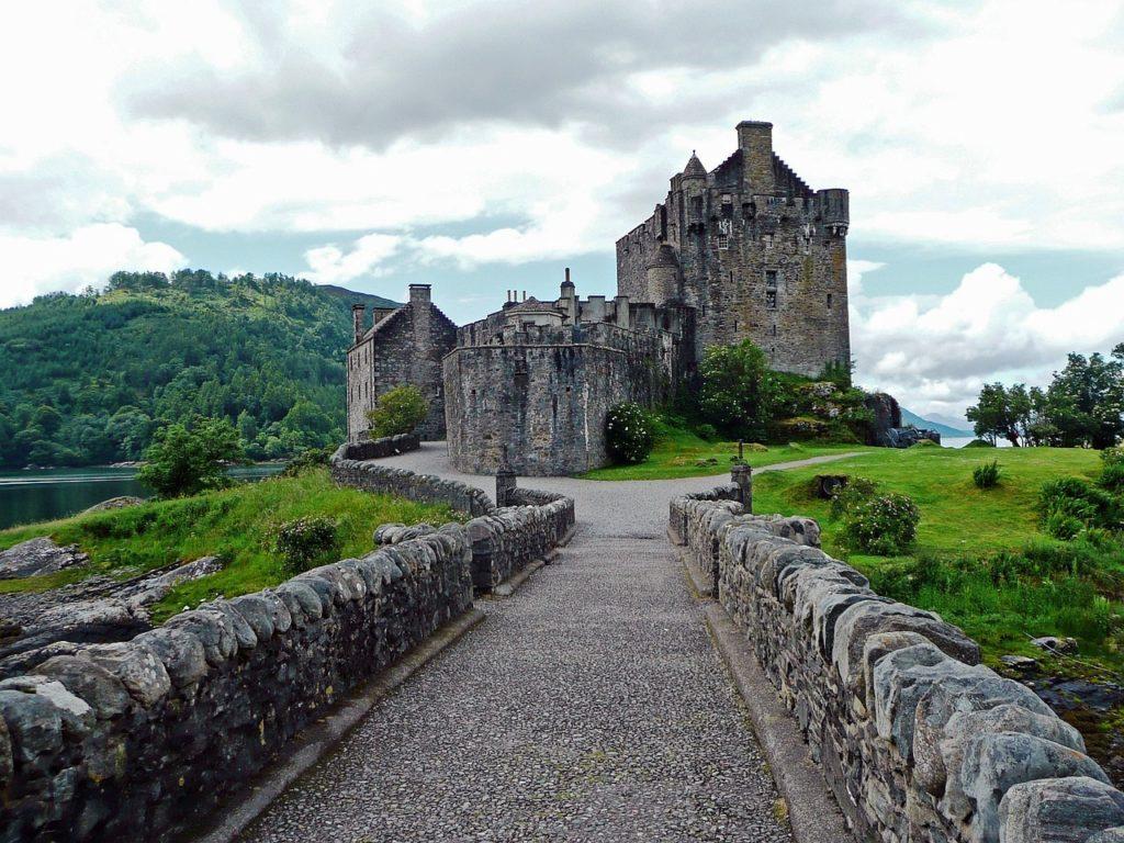 castello eilean donan viaggi in scozia