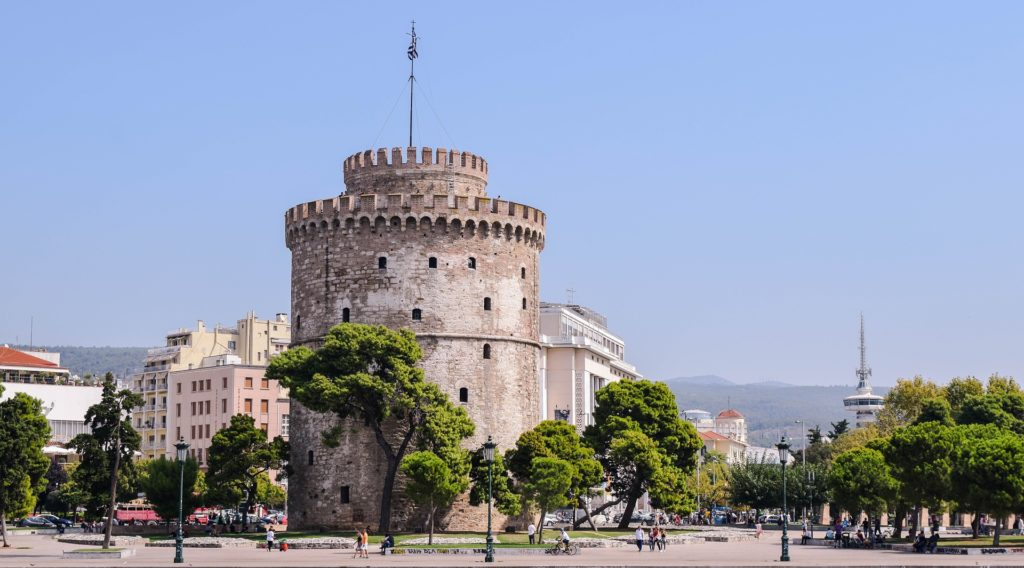 grecia classica e salonicco torre bianca