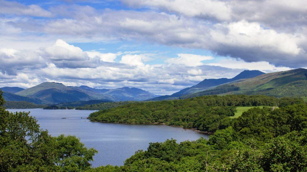 tour della scozia loch lomond