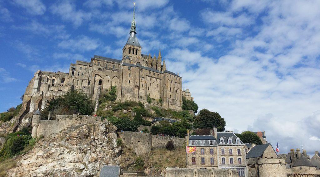 tour parigi e francia del nord mont saint michel
