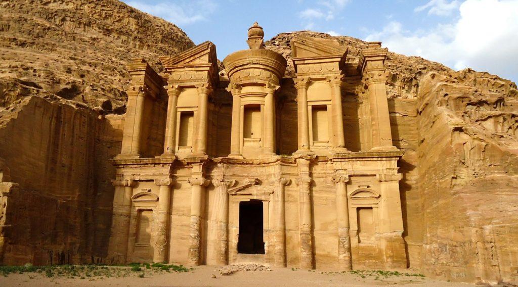 minitour giordania, mar morto e petra