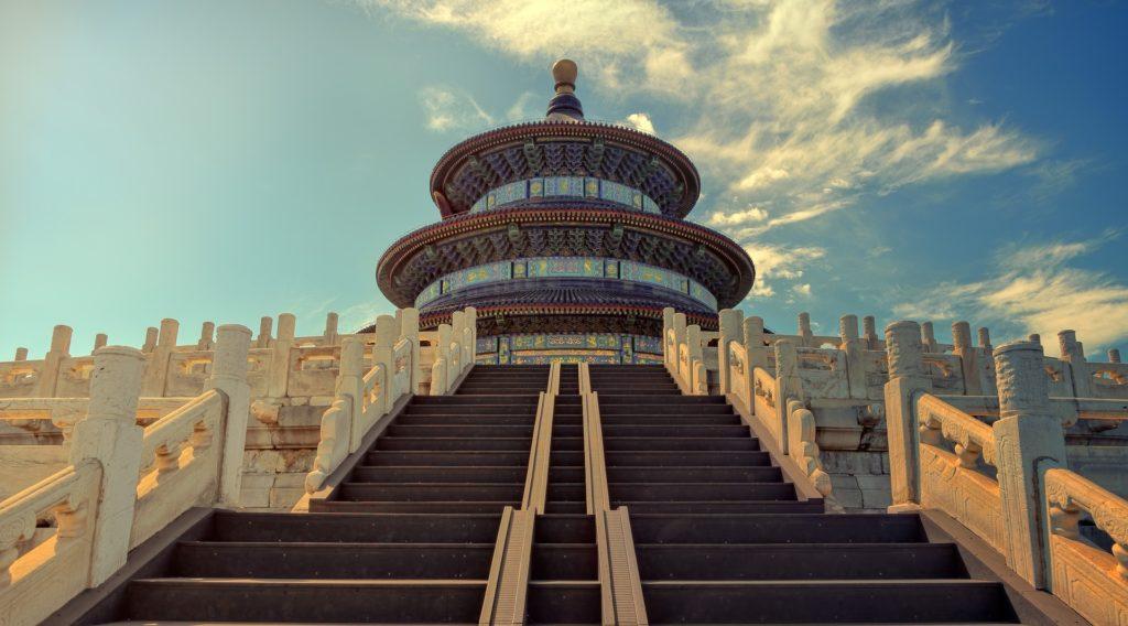 tempio del cielo pechino tour classico della cina