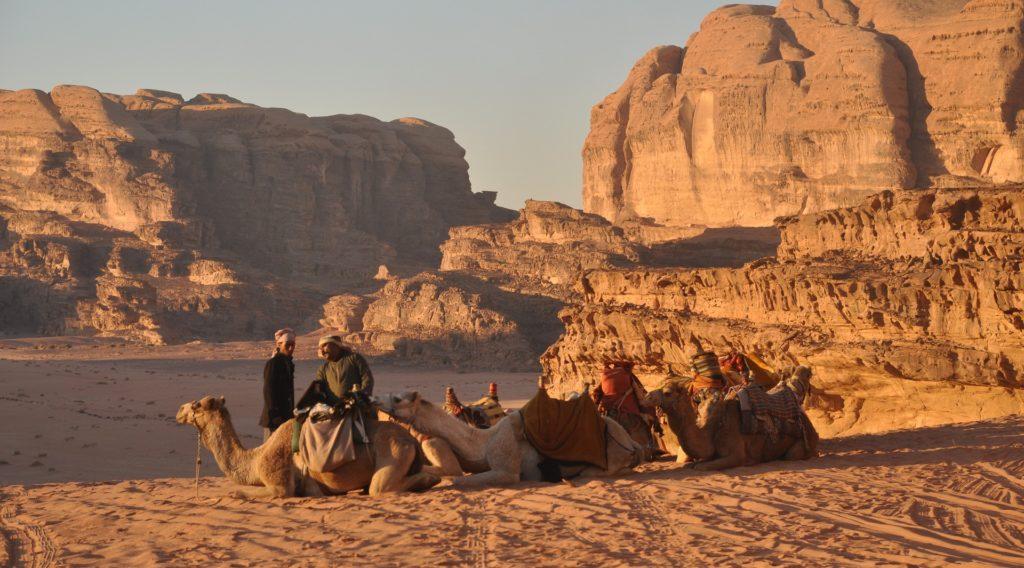 tour giordania e wadi rum