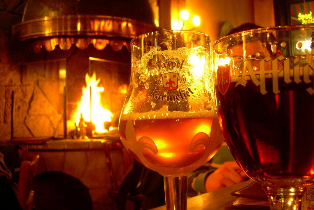 tour delle birre belghe
