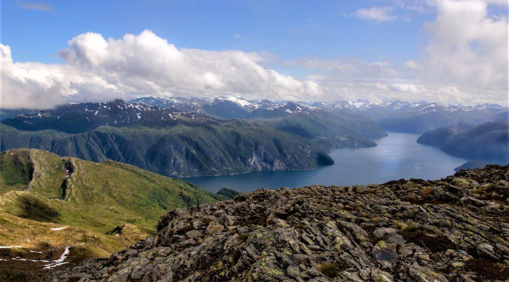 fiordi e capo nord in norvegia