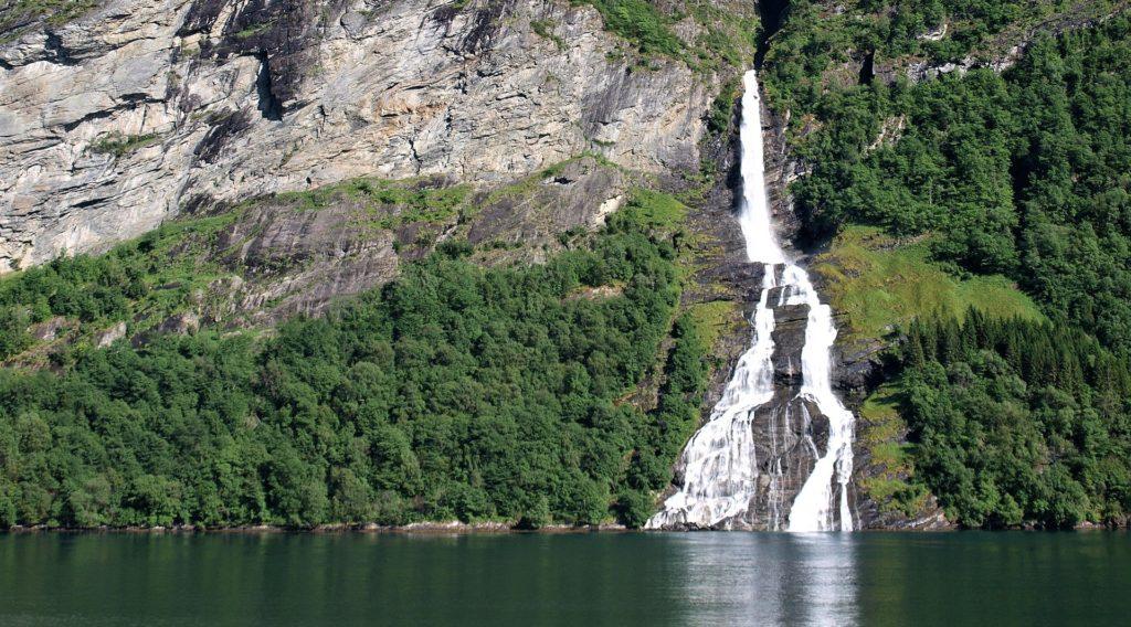la terra dei fiordi, la norvegia