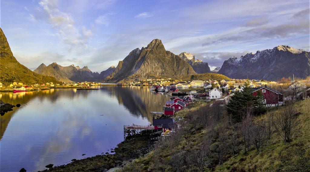lofoten e capo nord in norvegia