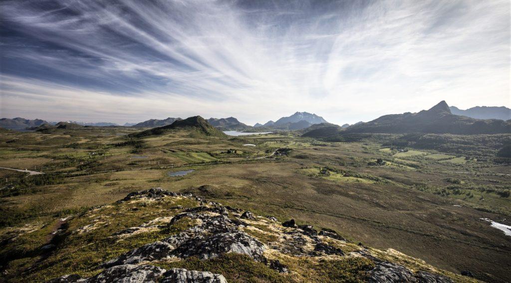 lapponia, capo nord e lofoten