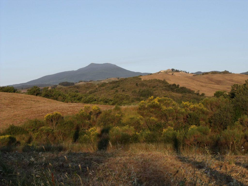 Ritiro itinerante su Monte Amiata